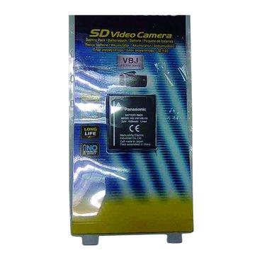 Panasonic  國際牌DMW-BCJ13E原廠電池(LX5專用)