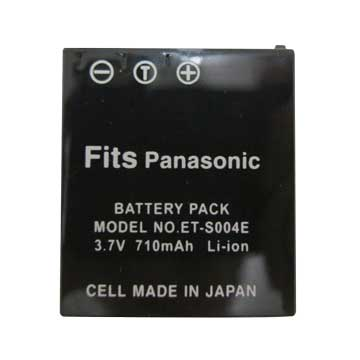 Panasonic  S004E副鋰電 FX7/FX2
