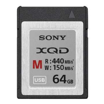 SONY 新力牌 64GB XQD R440M/s 相機專用高速記憶卡