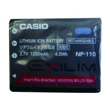 CASIO 卡西歐NP110 原廠電池/EX-Z2000
