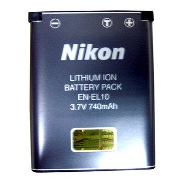 NIKON EN-EL10原電 (S200/S500/S700)