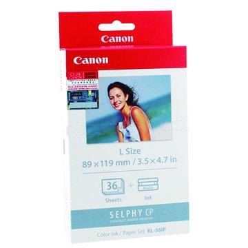 Canon 佳能 KL-36IP(3*5相紙36張含墨盒)