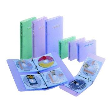 Flying 雙鶖CD301-1 24片二孔空夾CD包
