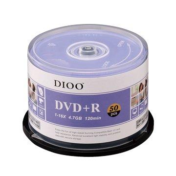 E-books DIOO 海洋版 16X DVD+R/4.7G50片+布丁桶