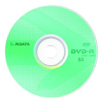 RIDATA 錸德 8X DVD-R/4.7G25片+布丁桶
