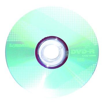 RIDATA 錸德 16X DVD-R/4.7G10片+布丁桶