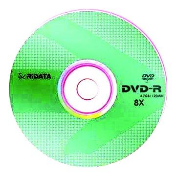 RIDATA 錸德 8X DVD-R/4.7G50片