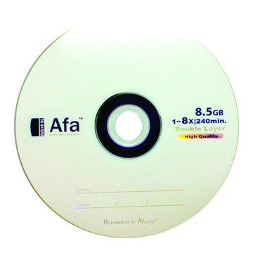 AFA 8X DVD+R DL/8.5G10片+布丁桶