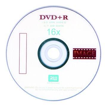 IMAGE 16X DVD+R/4.7G25片+布丁桶