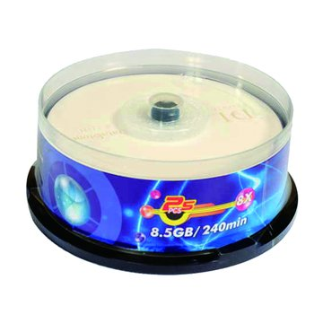 Data Stone DataStone 8X DVD+R DL/8.5G25片+布丁桶