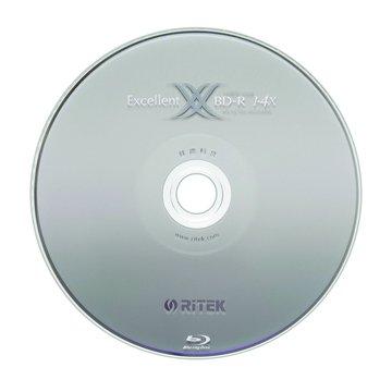 RITEK 錸德 藍光4X BD-R/25G130min單片裝