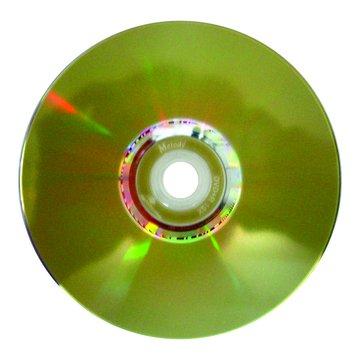 Melody 美樂蒂 光雕片16X DVD+R/4.7G10片+布丁桶