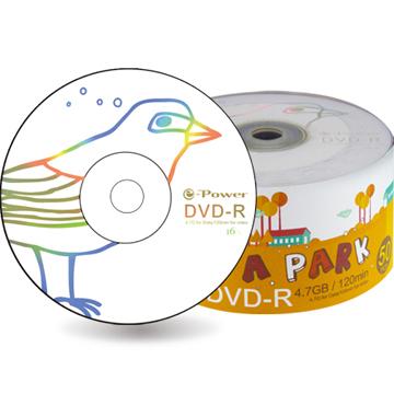 e-Power 布穀鳥16XDVD-R/4.7G50片