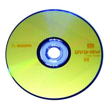 RIDATA 錸德 8X DVD+RW/4.7G單片裝