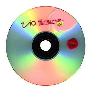 Vio 4X DVD+RW/4.7G單片