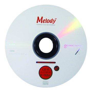 Melody 美樂蒂 白金80分52X100片+布丁桶