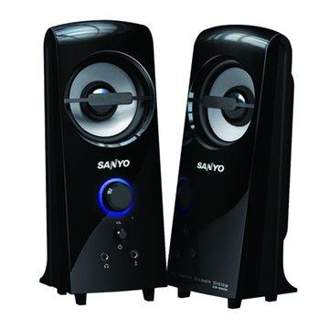 SANLUX 台灣三洋SYSP-927雷之音/二件式喇叭