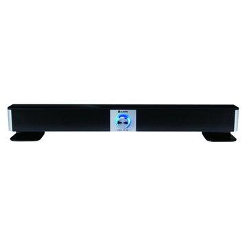 KINYO 金葉 US-977/黑/液晶螢幕專用USB喇叭(福利品出清)