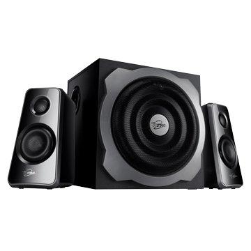 T.C.STAR TCS3550季節限定版/黑/三件式喇叭/40W
