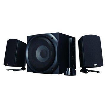 JS 淇譽 JY3062/黑/X-POWER三件式喇叭(福利品出清)