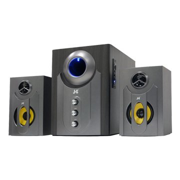 JS 淇譽JY3002BT/楓木/三件式藍芽喇叭/3200W