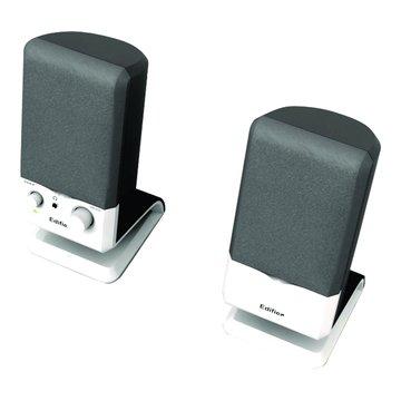 Edifier M1250/黑/二件式USB喇叭