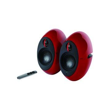 Edifier E25/紅/藍牙二件式喇叭