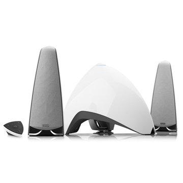 Edifier E3360BT/白/三件式喇叭