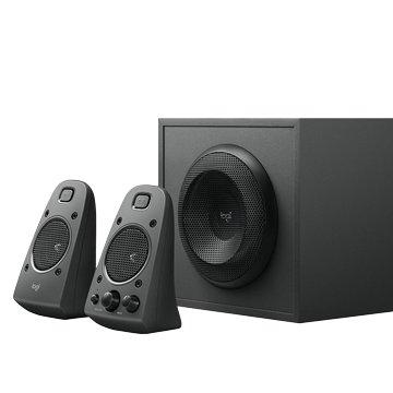 Logitech Z625/黑/三件式音箱系統