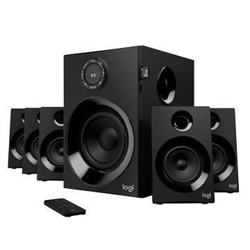 Logitech 羅技Z607/黑/六件式5.1聲道藍芽音箱