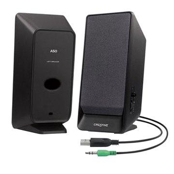 CREATIVE 創新未來 SBS A50/黑/USB2.0 喇叭