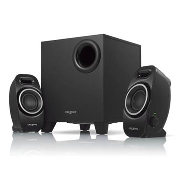 CREATIVE 創新未來 SBS A250/黑/三件式喇叭