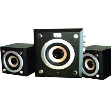 hp 惠普 黑/GS-31500/2.1多媒體/三件式喇叭(福利品出清)