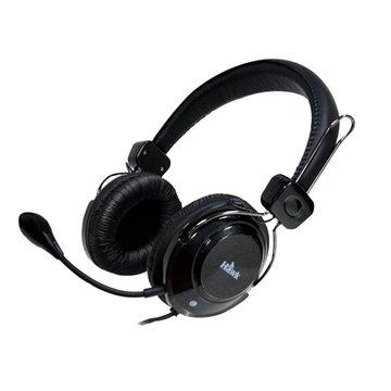 Hawk 鵰族 953(黑)葛萊美立體聲耳機麥克風(福利品出清)