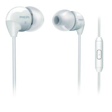 PHILIPS 飛利浦 SHE3595WT(白)耳道式耳麥(福利品出清)