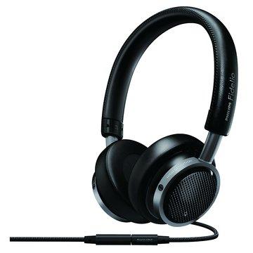 PHILIPS 飛利浦 Fidelio M1頭戴式耳機(線麥)(福利品出清)