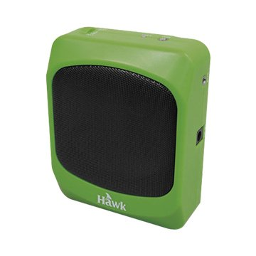Hawk 鵰族 F128(綠)超廣域隨身擴音器(福利品出清)