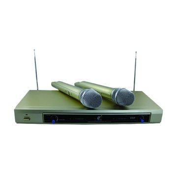 URSOUNDUR-NV26雙頻道VHF無線麥克風組