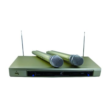 UR SOUND UR-NV26雙頻道VHF無線麥克風組