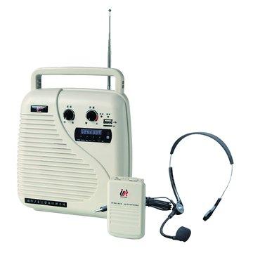 URSOUNDYA6020MUSB/TF卡攜帶無線教學機