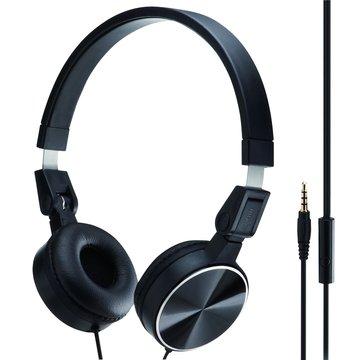 E-books S2金屬摺疊單插孔耳機麥克風(福利品出清)