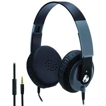 E-books S15(黑)線控接聽頭戴耳機麥克風(福利品出清)