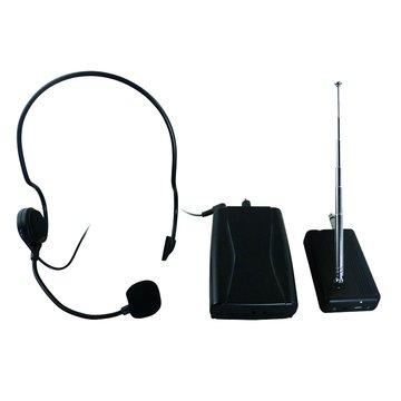 UR SOUND UR101R VHF 無線麥克風教學專用(腰掛式)
