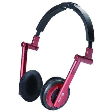 ALTEAM 亞立田 P-23(紅)折疊式耳機麥克風(福利品出清)