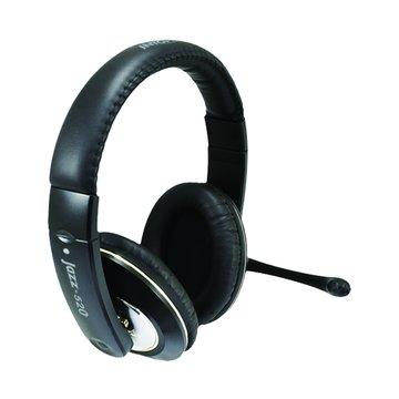 INTOPIC 廣鼎JAZZ-520 頭戴式耳機麥克風