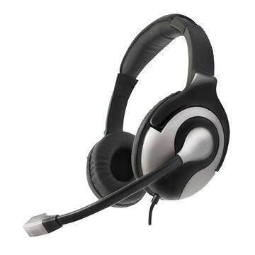 INTOPIC 廣鼎JAZZ-UB600 USB頭戴式耳機麥克風