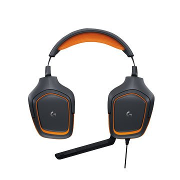 Logitech 羅技G231 Prodigy遊戲耳機麥克風(福利品出清)