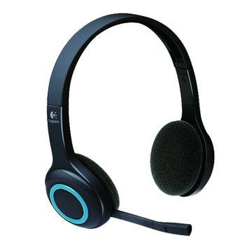 Logitech 羅技H600無線頭戴式耳機麥克風