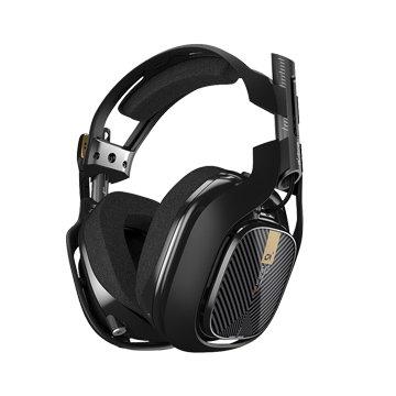 Logitech ASTRO A40電競耳機麥克風-幻影黑