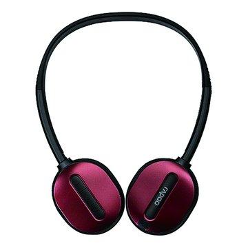 rapoo 雷柏 H1030(紅)2.4G無線耳機麥克風(福利品出清)